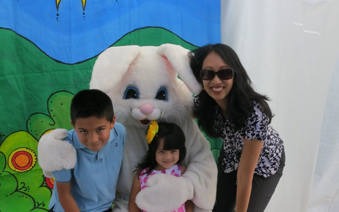 Easter Photo Album