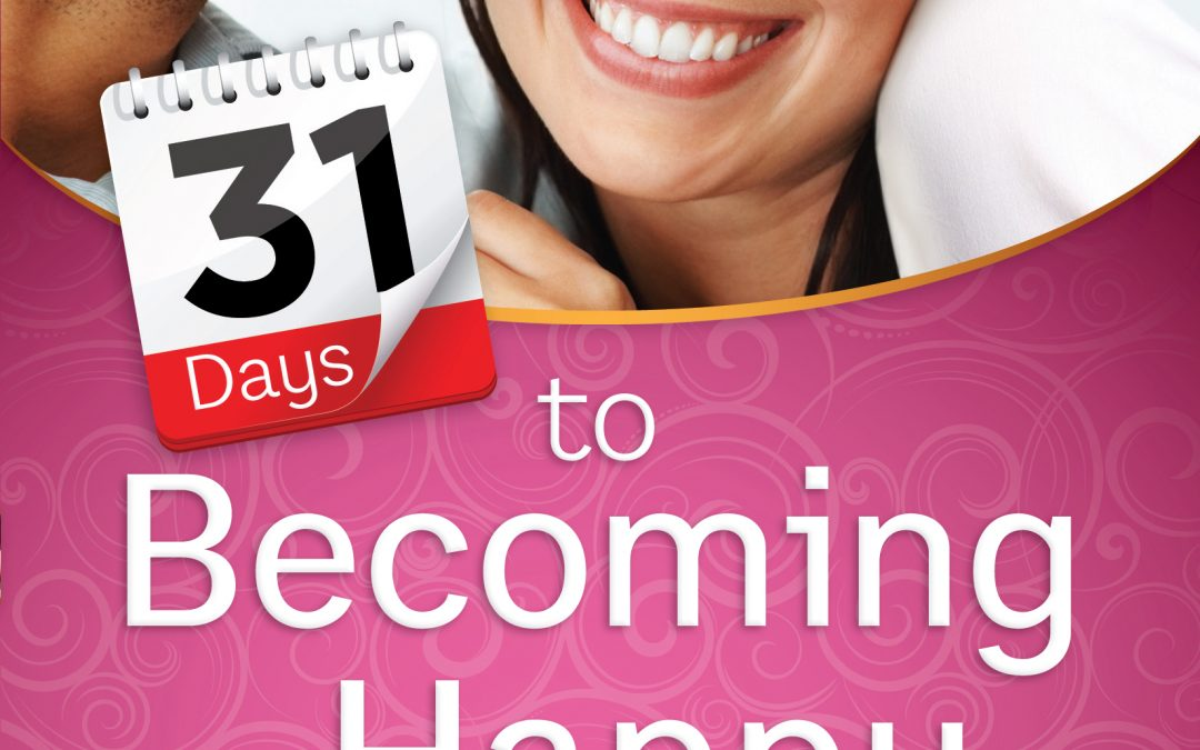 Cover Art for 31 Days to Becoming a Happy Wife