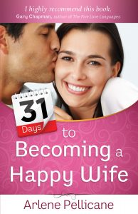 31 Days to Becoming a Happy Wife cover