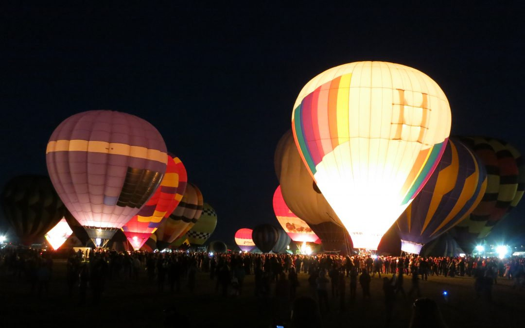 Albuquerque Balloon Fiesta for Families