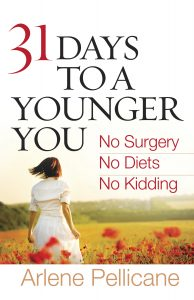 31 Days to a Younger You cover art