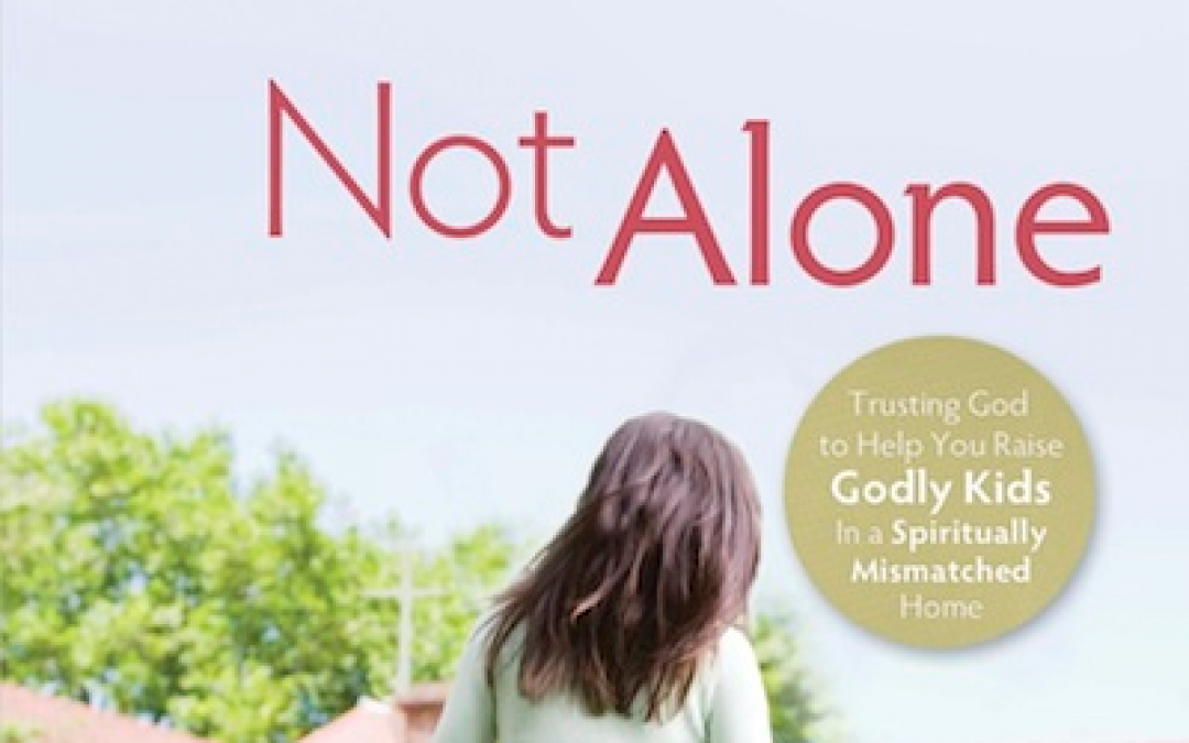 Book Giveaway:  Not Alone by Lynn Donovan and Dineen Miller