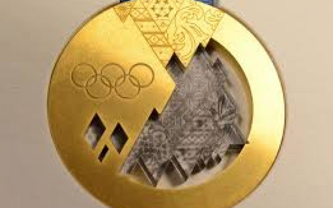 Olympic Gold as a Wife