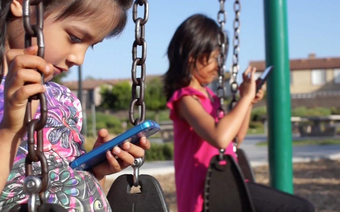 Does Your Child Have Too Much Screen Time?  Take the Quiz
