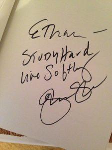 Glenn beck signed