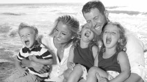 Stacie Scifres & family