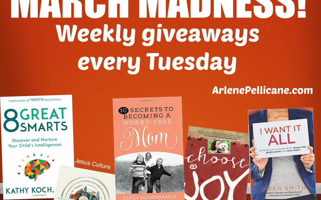 March Madness Book Giveaway: 8 Great Smarts