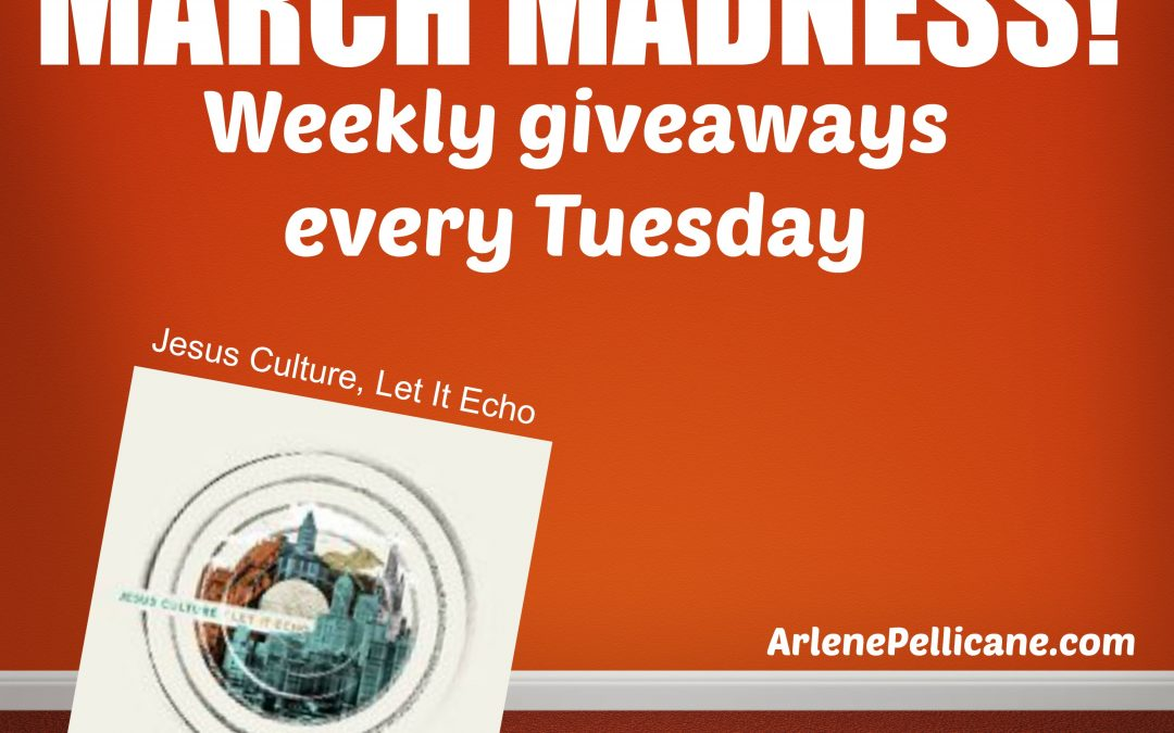 March Madness CD Giveaway:  Let It Echo