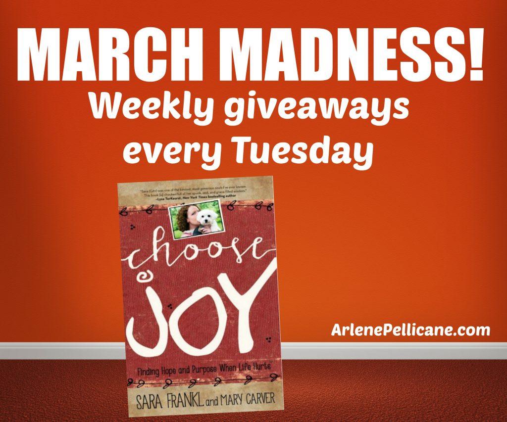 March choose joy