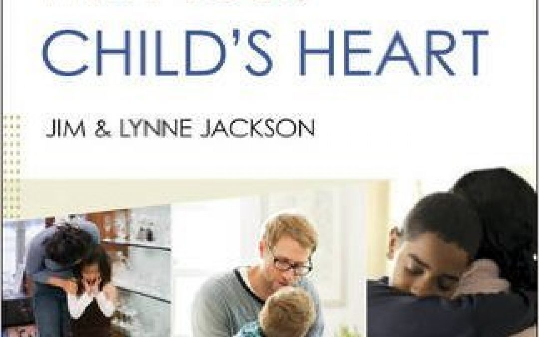 Book Giveaway:  Discipline That Connects With Your Child's Heart