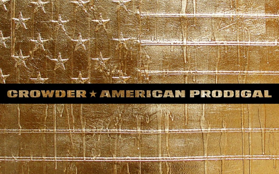 Music Giveaway:  American Prodigal by Crowder