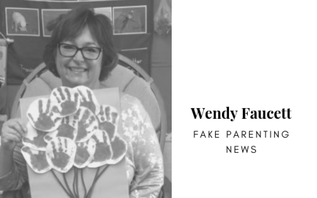 Podcast: Fake Parenting News with Wendy Faucett