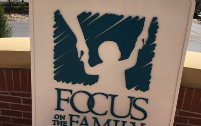 Airing today on Focus on the Family