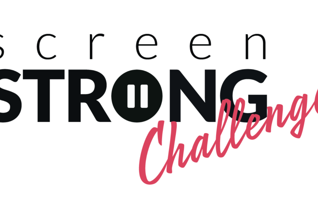 Podcast:  Screen Strong Challenge with Melanie Hempe