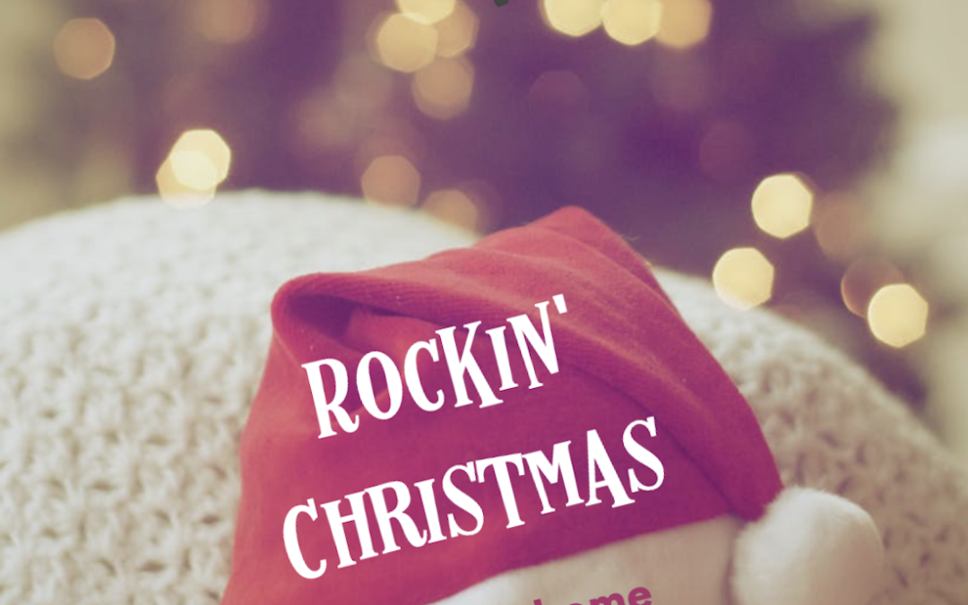 Free Webinar Tuesday:  Rockin' Christmas at Home