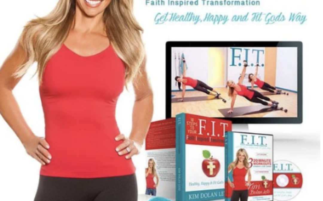 Podcast:  Get Fit with Kim Dolan Leto
