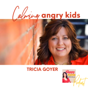 Podcast:  Calming Angry Kids with Tricia Goyer